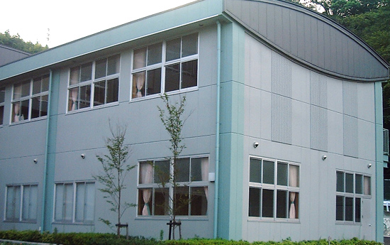 静岡市興津中学校